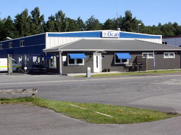 Bygger till Ocab i Jönköping
